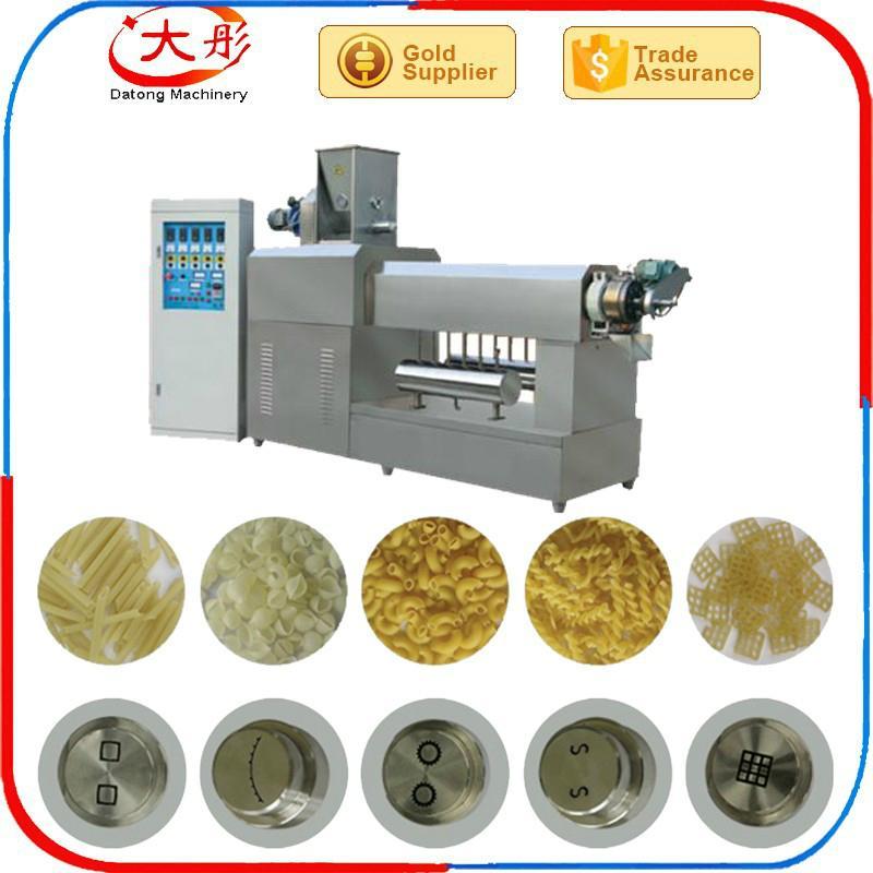 单螺杆挤压机、单螺杆油炸食品生产设备 3