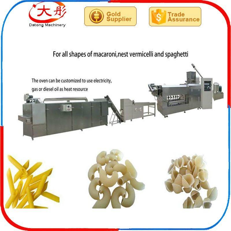 单螺杆挤压机、单螺杆油炸食品生产设备 4