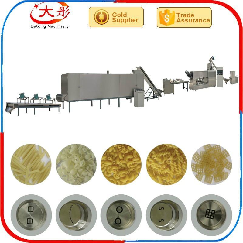 单螺杆挤压机、单螺杆油炸食品生产设备 5