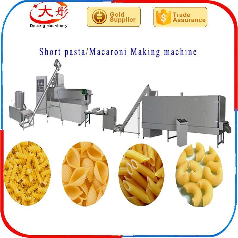 单螺杆挤压机、单螺杆油炸食品生产设备 1