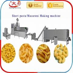 单螺杆挤压机、单螺杆油炸食品生产设备
