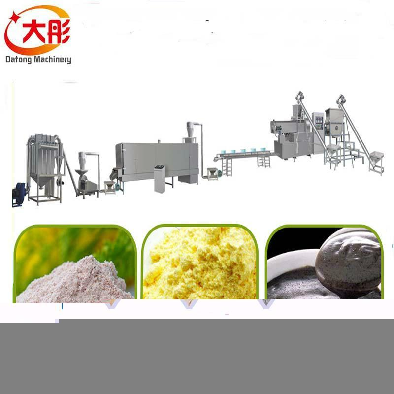 Modified starch processing line 2