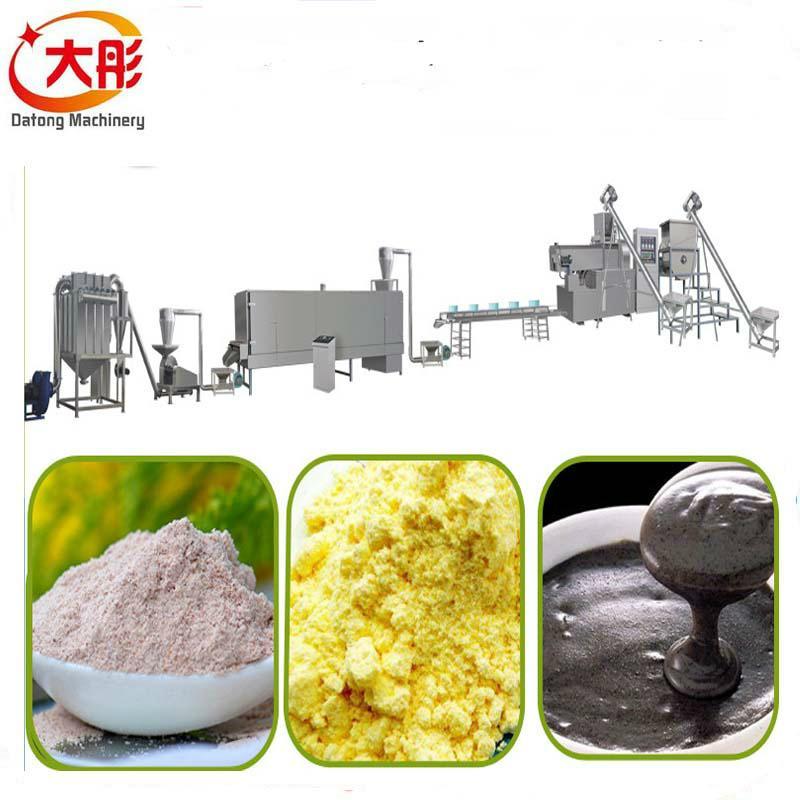 預糊化變性澱粉加工設備 7