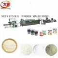 Danaturated starch/Modified starch processing line