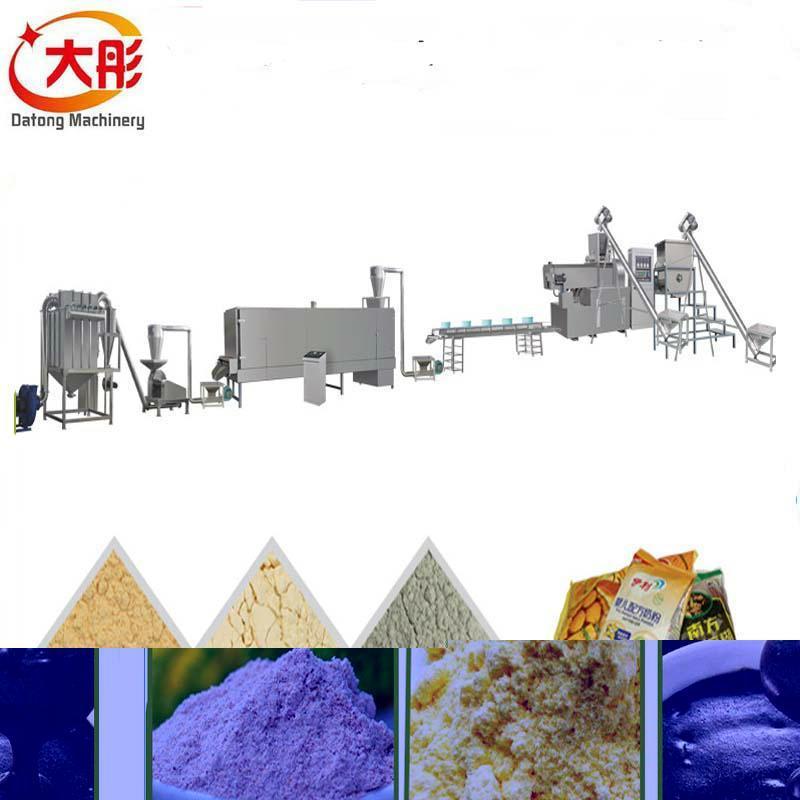 變性澱粉生產線 6