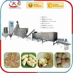 大豆組織蛋白生產線