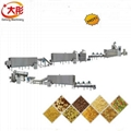 Breakfast cereal snacks production line