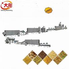 早餐穀物休閑食品生產線