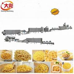 早餐谷物玉米片加工设备