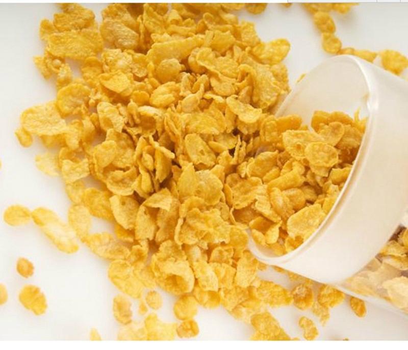 早餐穀物玉米片加工設備 5