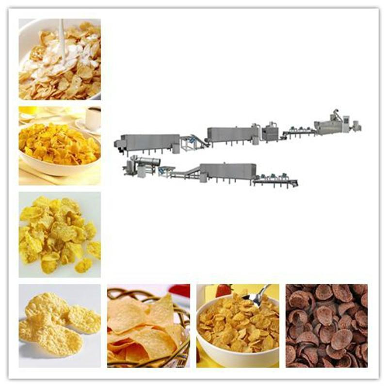 早餐谷物玉米片生产线 6