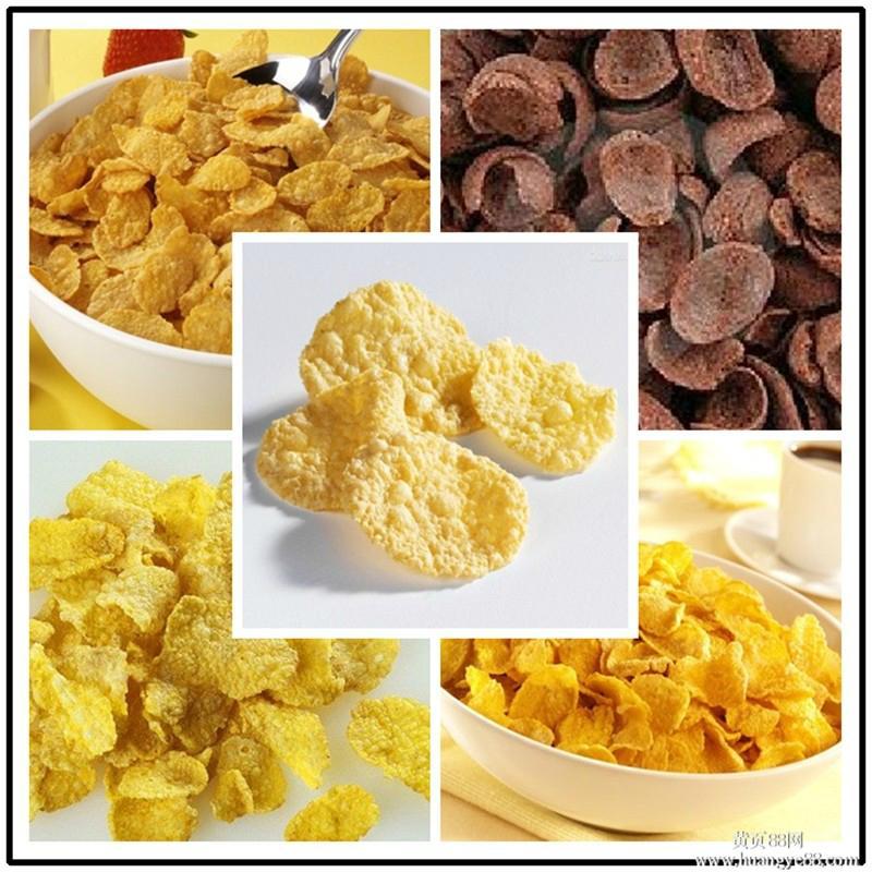 早餐谷物玉米片生产线 8