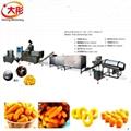 Crispy snacks food production line 3