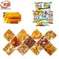 Crispy snacks food production line 5