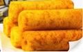 Crispy snacks food production line 6