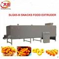 Crispy snacks food production line 7