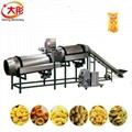 Crispy snacks food production line 11