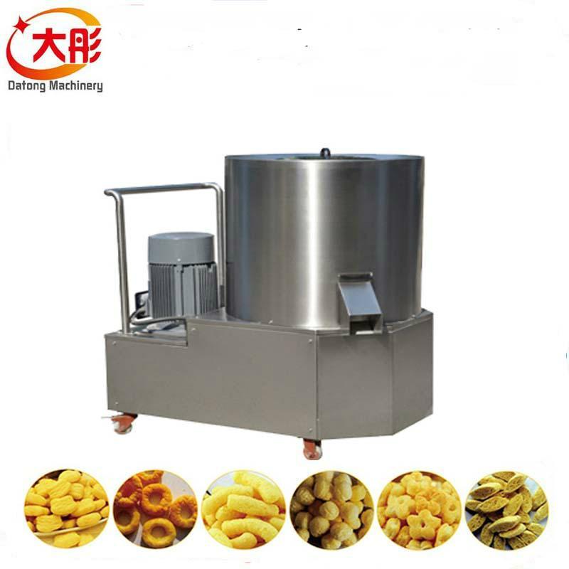 大麦烧膨化食品机械 8
