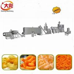 膨化食品機械廠家價格