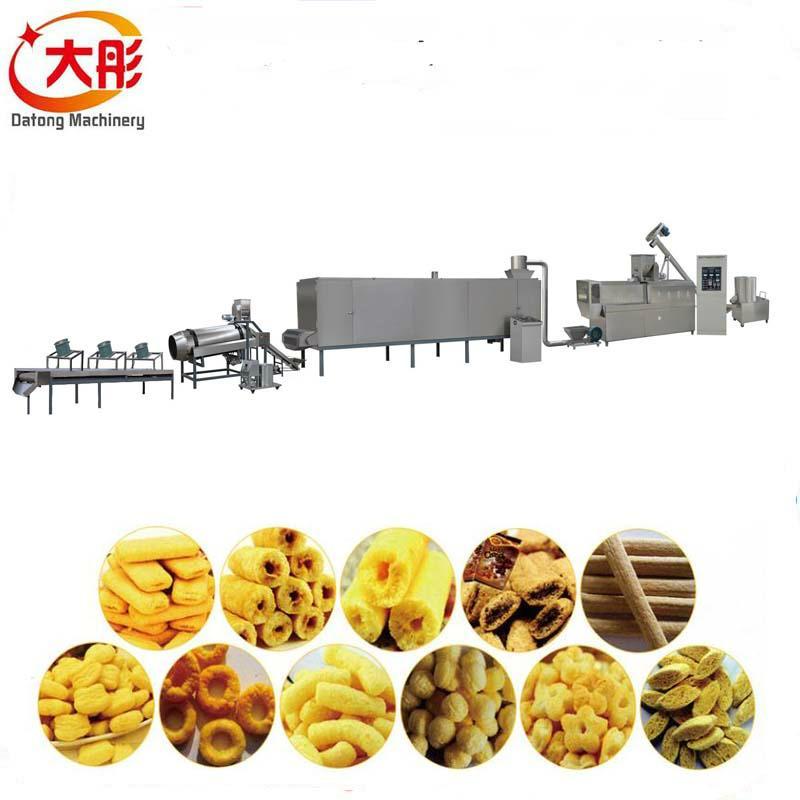 膨化食品機械廠家價格 3