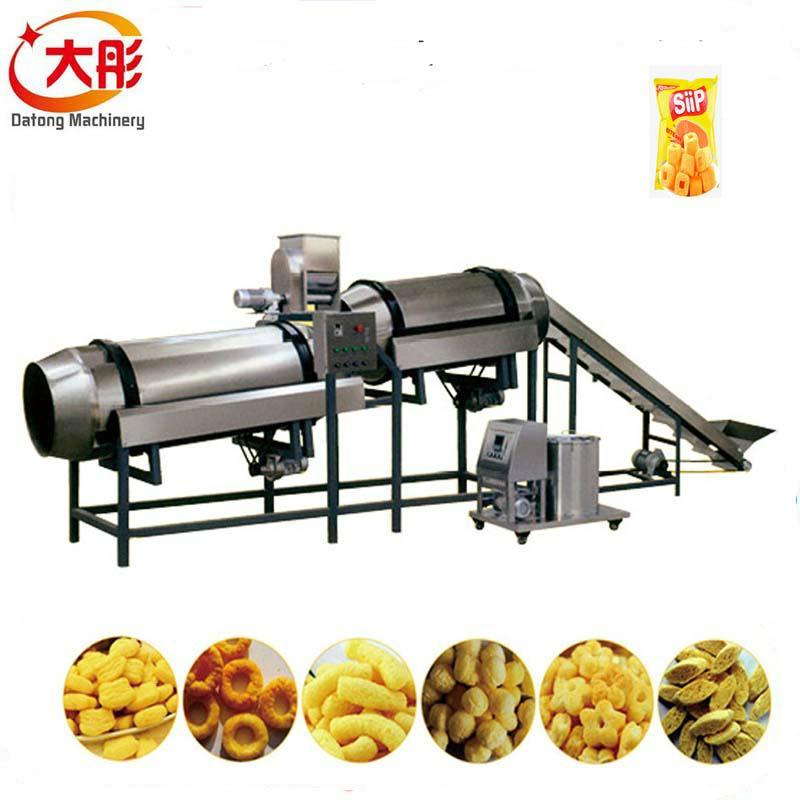 膨化食品機械廠家價格 4