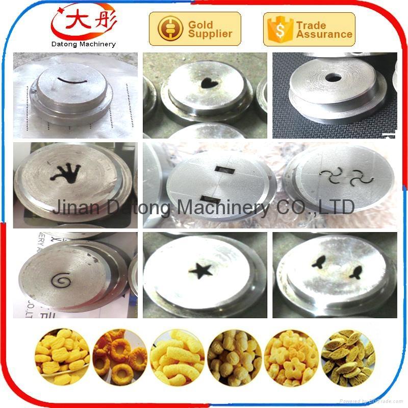 膨化玉米棒设备/膨化食品机械 10