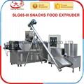 Snacks food extruder plant