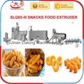 Snacks food extruder plant 8