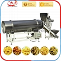 Snacks food extruder plant