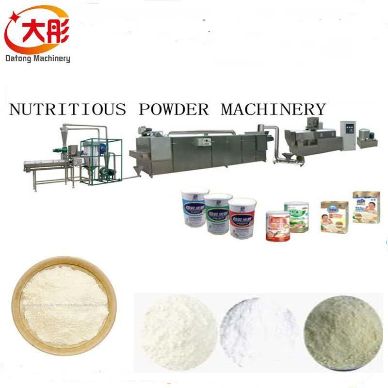 膨化营养米粉加工设备 12