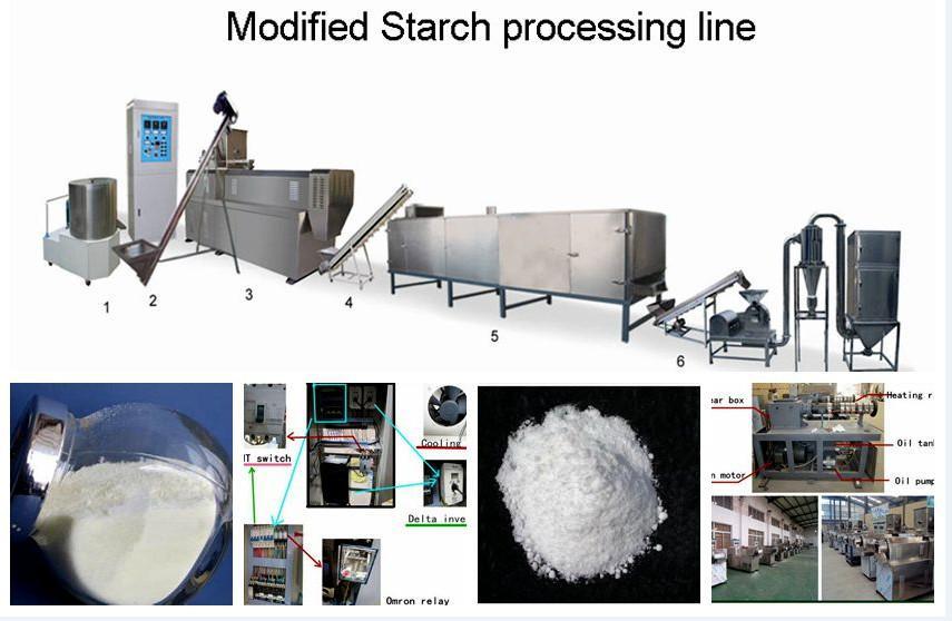 膨化營養米粉加工設備 13
