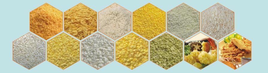 片状面包糠生产设备 6