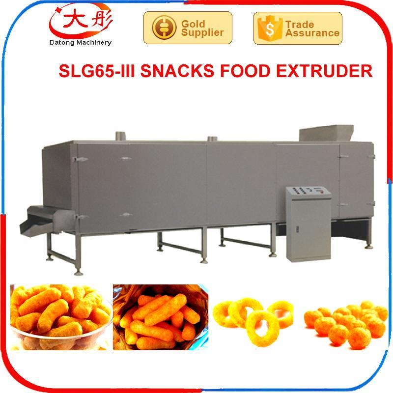 供应膨化夹心食品生产设备 14