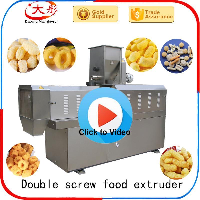 cheese ball snacks machine 2