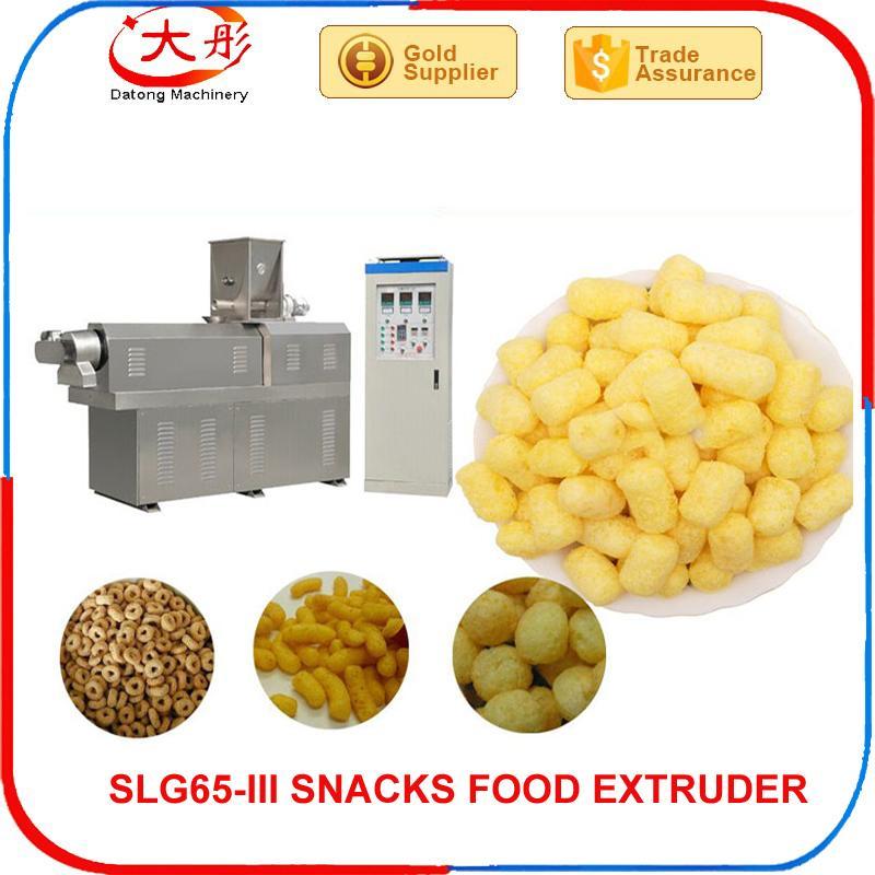 cheese ball snacks machine 1