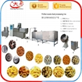 Puffed bread chips making machine