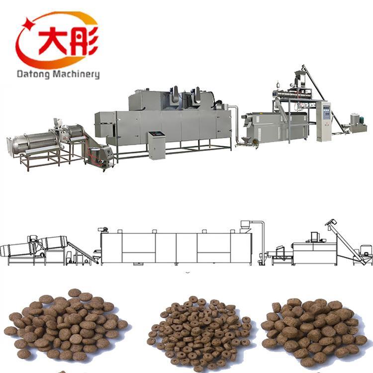 膨化飼料加工機械 12