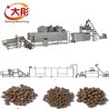 pet Dog cat feed pellet processing making extruder machine plant equipment 12