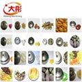 膨化玉米棒設備 玉米膨化食品機械_膨化食品生產線 10
