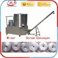 Floating fish food pellet production making equipment