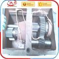 Floating fish food pellet extruder machine 9