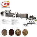 Floating Fish Food making extruder machine