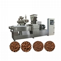 China floating Fish feed pelleting making processing extruder machine line plant 15
