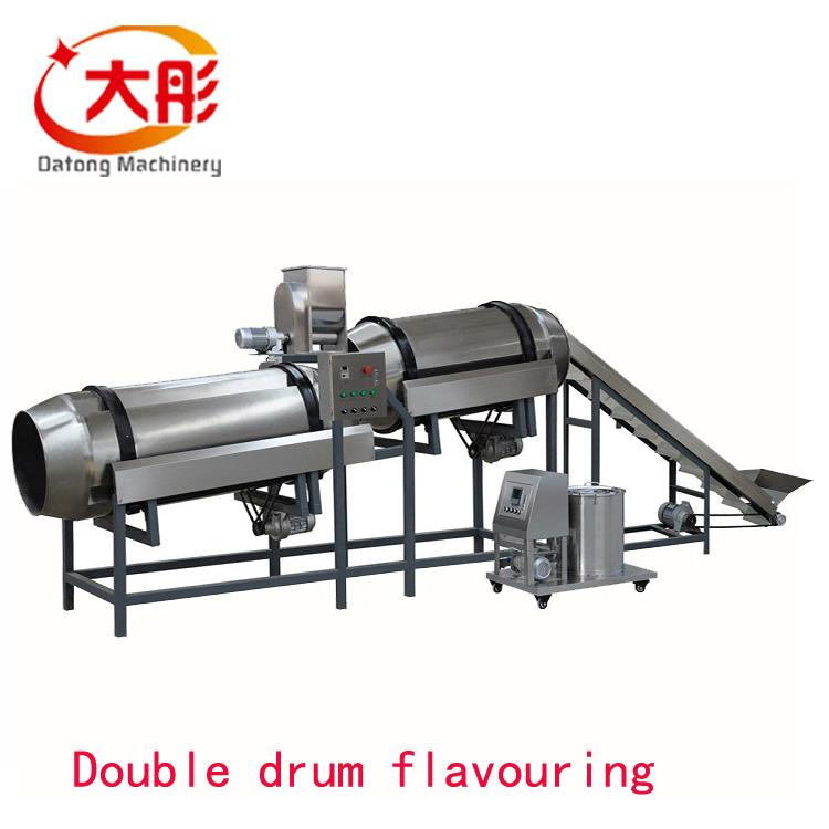 Fisfood pellet making machine floating fish feed pellet extruder production line 3
