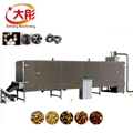 Fisfood pellet making machine floating fish feed pellet extruder production line 8