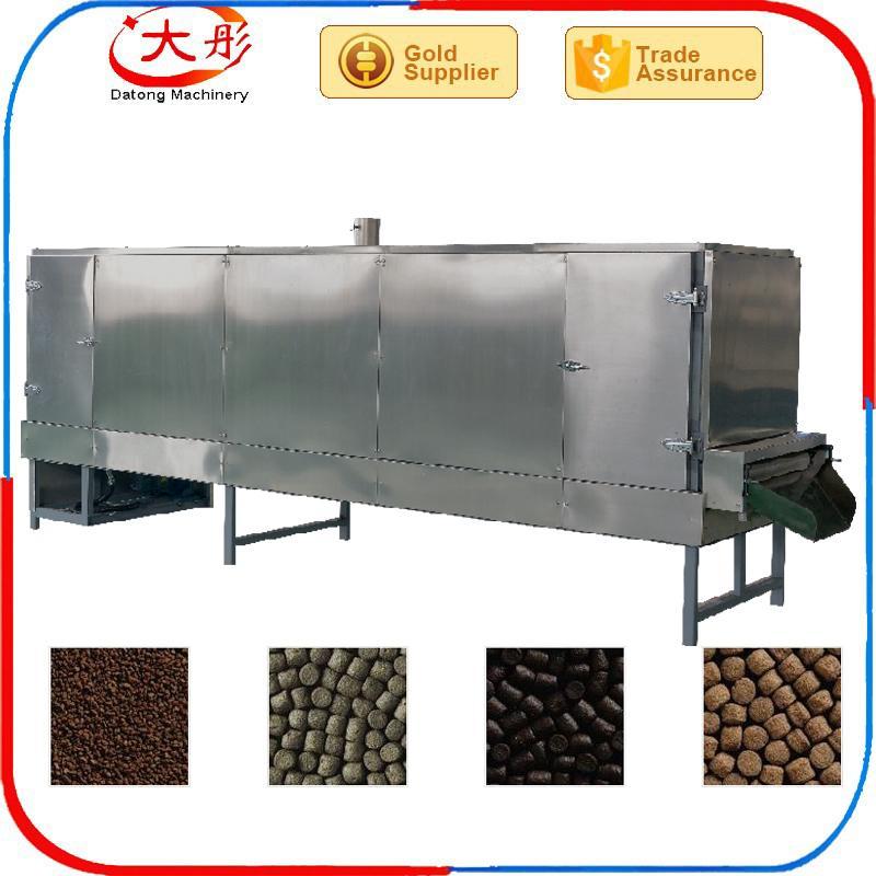 1000kg/h 魚飼料加工設備 5