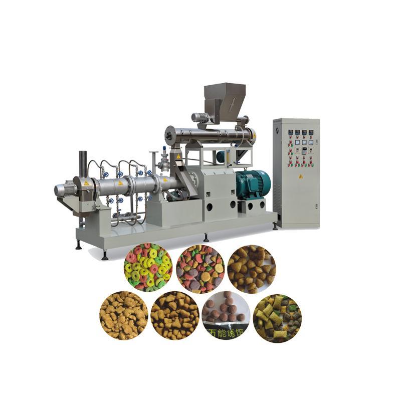 膨化飼料加工機械 1