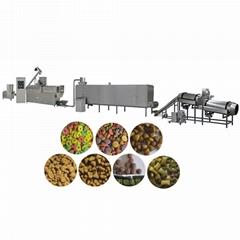 膨化飼料加工機械