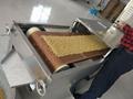 Stainless Steel Microwave Heating Equipment Flower Tea Dryer Fast Heating Speed 4