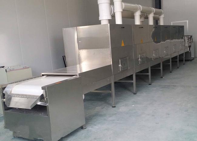 化工粉状微波干燥设备供应商 4